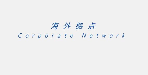 海外拠点 Corporate Network
