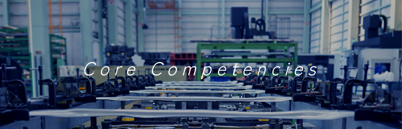 Core Competencies | SASAHARA KANAGATA