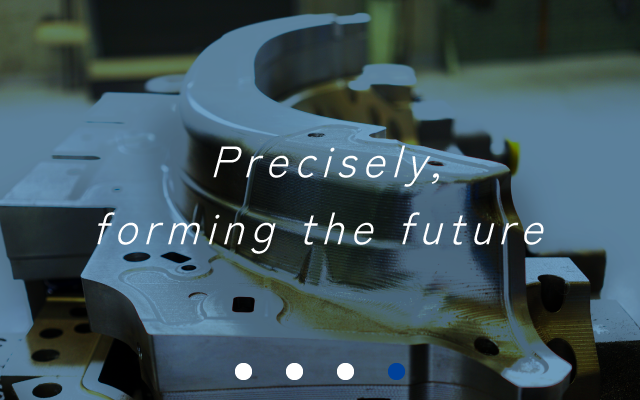 Precisely forming the future